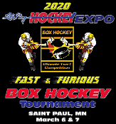 Let's Play Hockey Expo BOX HOCKEY Tournament Registration